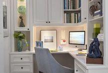 Home Office & Homeschool Ideas