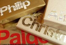 Creative Gift Giving / Creative homemade presents and fun wrapping ideas for unusual and memorable gifts! / by Kate Hadfield