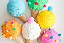 Summer crafts and activities for kids / Summer themed arts, crafts and activities for kids (and parents!) and tasty summer recipes.