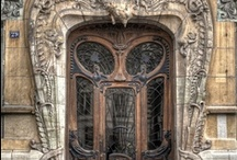 LOVE DOORS AND PORTALS / by Beth Ridenhour