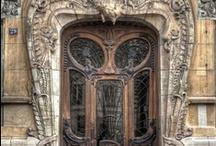 LOVE DOORS AND PORTALS
