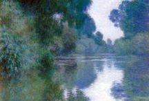 Monet / by Allan P Friedlander