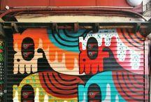 Street Art of the World