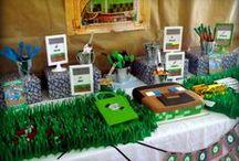 parties / www.astylishaffairbyjessie.blogspot.com / by Jessie Gozevich