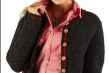 Tracht Sweater / The Stockerpoint knitted cardigans and vests are the perfect match for traditional shirts, blouses, dirndls, leather trousers, and for modern casual wear alike. When you are getting cold in a short-sleeved dirndl in the evening chill, nothing is better than a knitted cardigan or vest! Knitted wear is timeless and durable, and you will enjoy wearing your knitted cardigan or vest for years to come. http://www.trachten-dirndl-shop.co.uk