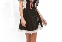 Tracht Skirts / No matter whether seductively short or classically long – the Stockerpoint traditional costume skirts set the standards in traditional costume fashion! With their high-end finish and designs that match both country style fashion and casual wear, they are no less a must for every traditional costume enthusiast than traditional costume shirts and bodices! www.trachten-dirndl-shop.co.uk