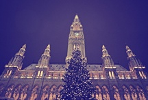 European Christmas Markets. / Pure Christmas magic in a setting of old world charm.