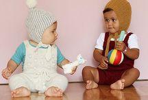 Minis great style ! / Des jolis looks pour les kids.  / by la famille chocolat