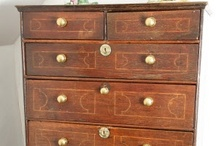 chests on stands / by Havard & Havard