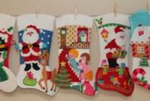 Christmas Ideas--Stockings / by Chris Shealer