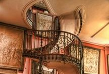 Home-Stair, Hall & Entryway / by Amanda Van Sandt