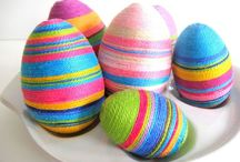 Easter / Easter arts, crafts, decorations, activities, ideas, gifts and food to make, enjoy and eat! / by Kate Hadfield