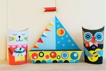 Gift Ideas: kids / Fun products that would make great presents for kids! / by Kate Hadfield