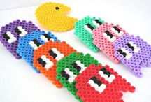 Hama Beads / Projects and patterns to make with Hama / Perler beads. Inspiration for my kids and for me!  / by Kate Hadfield