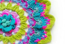 Crochet and Knitting / Crochet and knitting patterns and projects. For when I finally learn how to crochet, and remember how to knit!