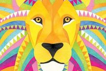 Art and Illustration / A place for awesome art and inspiring illustrations! / by Kate Hadfield