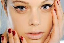 CHIC / Go for a great eye look. Beat the misconception that a bold eye needs a bold lip look. Check out these inspiring photos for some trendy and beautiful eyes, lips, cheeks and tips for gorgeous makeup application.
