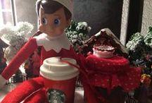Elf on the Shelf / Ideas