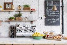 table + kitchen / by Malinda Kay Nichols