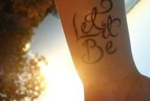 tattoo redo. / by Malinda Kay Nichols