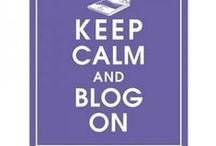 Blogging / Blogging related stuff ... from article ideas to website security to wordpress stuff.