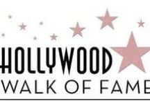 Hollywood Walk of Fame ⭐️ / by DeAnn Madden 💋