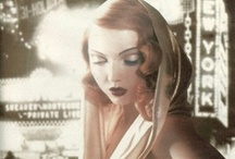 Lily / I just love the look of the English model Lily Cole.  / by Perronelle la Peintre
