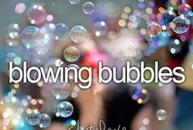 Bubblicious / by DeAnn Madden