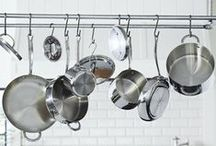 In the Kitchen / by Stacie Tamaki