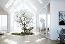 Inspiring Spaces / Get inspired. We sure do. Especially by these: / by SmartFurniture