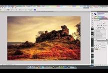 Photoshop + Lightroom Tutorials