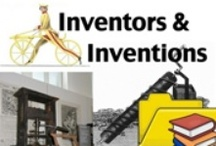 Famous Inventors & their Inventions / by DeAnn Madden 💋