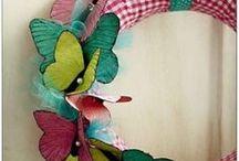 Wreaths / by Jennifer Cabralda