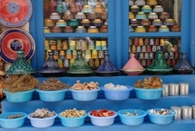 Markets ~ Souks ~ Bazaars / Market ~ One of many systems, institutions, social relations and infrastructures where parties engage in exchange.