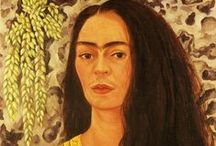 Frida Kahlo / Feet, what do I need you for when I have wings to fly?  ~ Frida Kahlo