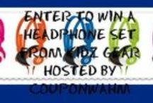 Giveaways / by CouponW.A.H.M