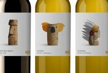 Package Design | Wine and Spirits