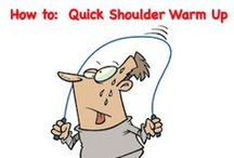 Shoulder Prehab / All about preventing shoulder injuries.  Rotator cuff articles, videos and research in the hopes you can avoid a rotator cuff inury.