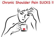 "Shoulder Pain / ""Everything"" about shoulder pain?  Maybe not ... but lots of great shoulder pain information !!"