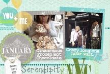 Digital Scrapbooking / by Angela Sargeant - Independent Stampin' Up!® Demonstrator