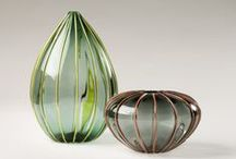 Grace in Glass / Fused, Stained, Blown Art glass from all over the world / by Sharon Marie (Hrozencik)Scott