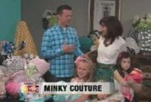 Minky Couture on Video