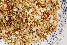 granola obsession / by Shelley Ludman