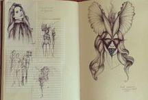 Sketchbooks / Journals