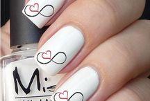 "Fingertip Jewelry / Nail polish/decorations, aka ""fingertip jewelry."""