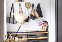 Mud/Laundry Room & Entryways / by Malinda Kay Nichols