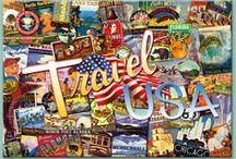 Travel: USA / by DeAnn Madden 💋