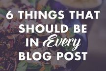 Blog, Code, and Design / Webdesign, web development, and blogging tips.