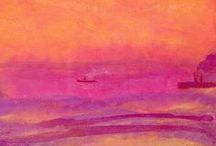 Emile Nolde / Clever people master life; the wise illuminate it and create fresh difficulties. ~ Emile Nolde