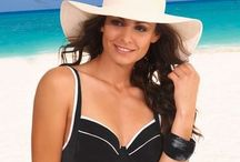 Swimming in Style / Swimsuits, cover-ups, etc. ...